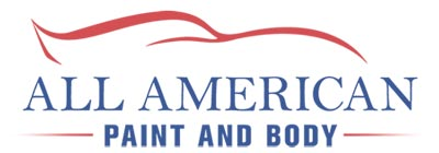 All American Paint and Body Logo