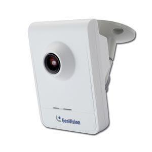 GeoVision GV Cube Wireless Network IP Camera Orange County