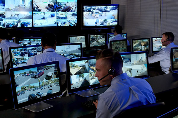 Affordable Virtual Security Guards Services Los Angeles, CA